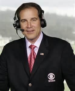 Jim nantz CBS pic
