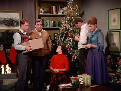 Happy Days Christmas